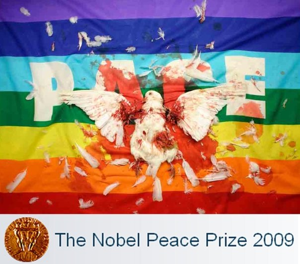 Alessandro Vitali - THE NOBEL PEACE PRICE 2009