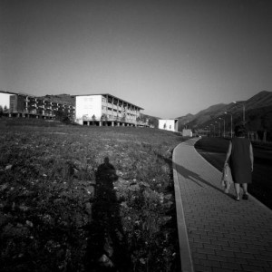 Antonio Di Cecco JUNKSPACE uno sguardo sul territorio aquilano