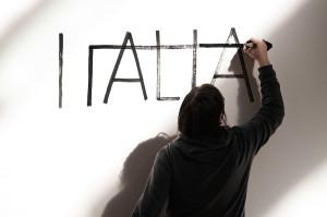 Dan Perjovschi, The crisis is (not) over, 2011 - foto altrospazio Roma (8)