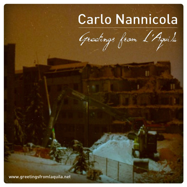 Greetings from L'Aquila di Carlo Nannicola