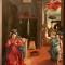 1534-35 Lotto. Annunciazione. Recanati, Pinacoteca Civica