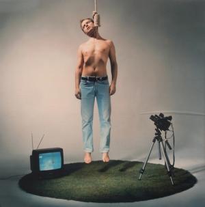 Robert Gligorov, Performance, 1997