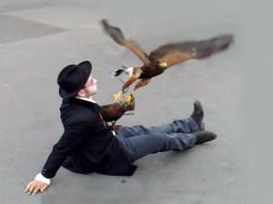 Summer 2013 - Spyart Eagle in any road of the world