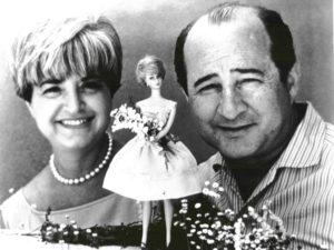 15.Ruth Handler e il marito Elliott
