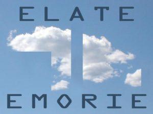 ELATE MEMORIES logo