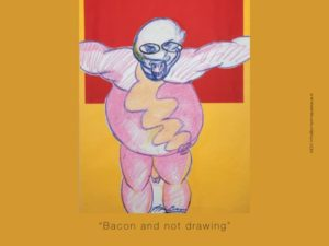Francis Bacon and not drawing - Wolan Art Club - Portopiccolo (TS)