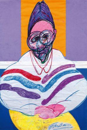 Francis Bacon and not drawing - Wolan Art Club - Portopiccolo (TS)