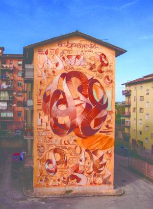 Ciclo di incontri sull arte urbana press kit for Dado arredamenti modena